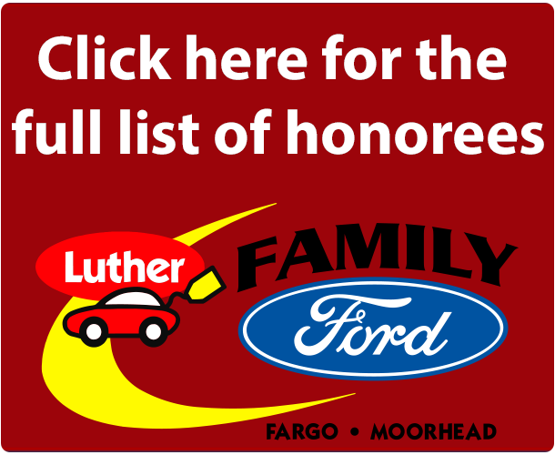 Luther Family Ford Salute to Law Enforcement